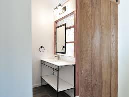 cabinet barn door hardware bathroom winning sliding barn door bathroom privacy for doors