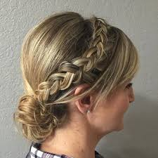 wedding hair updo for older ladies 40 contemporary and stylish long hairstyles for older women
