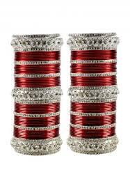 Wedding Chura Online Chura Bangles Bridal And Wedding Chura Jewelry Online India