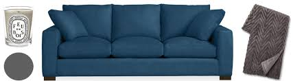 Room And Board Metro Sofa Create The Perfect Living Room For A Day On The Sofa The Seattle