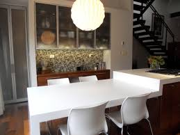 Kitchen Island With Table Photos Katarina Andersson Hgtv