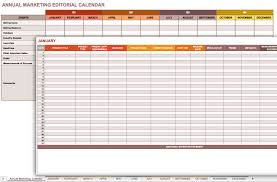 Cost Spreadsheet Template 9 Free Marketing Calendar Templates For Excel Smartsheet
