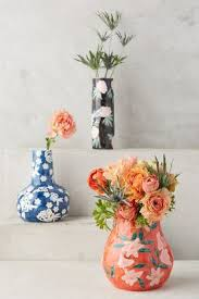 How To Decorate Flower Vase Shop Unique Vases U0026 Printed Vases Anthropologie