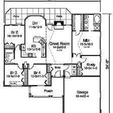 4 bedroom ranch floor plans 4 bedroom ranch house plans 4 bedroom house plans modern floor