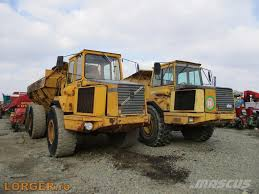volvo dump truck used volvo a 25 c articulated dump truck adt year 1994 price