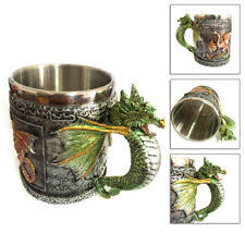 collectible dragon goblets glasses u0026 mugs ebay