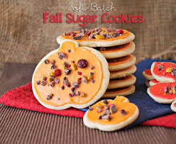 fall sugar cookies kleinworth u0026 co