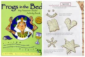 passover seder books spotlight a passover seder activity book of kosher