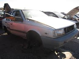 junkyard find 1987 hyundai excel the truth about cars