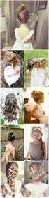 25 best flower hairstyles ideas on pinterest communion