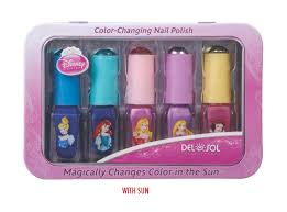 del sol launches new disney nail polish accessories del sol