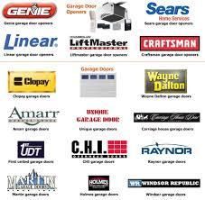 Home Interior Brand by Garage Door Opener Brands Home Interior Design