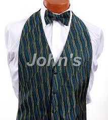 mardi gras vests mardi gras swirl vest and bow tie rental s tuxedo