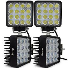 Led Off Road Lights Cheap Online Get Cheap Led 48w 24v Aliexpress Com Alibaba Group