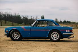why the triumph tr6 is collectable cars sports cars and triumph tr3