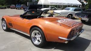 1972 corvette convertible 454 for sale sold 1971 chevrolet corvette lt1 convertible for sale ontario