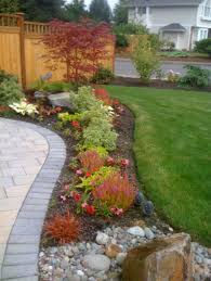 Corner Garden Ideas Corner Lot Landscapes Corner Garden Design Backyard Corner