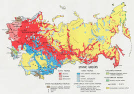 Russia Map Abaza In Russia Joshua Project