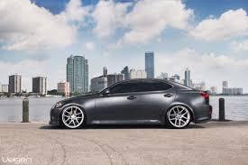 lexus is250 velgen vmb5 satin silver concave wheels pk auto design