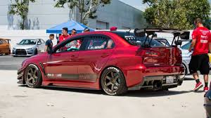 mitsubishi evo 7 custom these are officially the two best mitsubishi evos ever autoweek