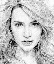 the best pencil sketch photo effects