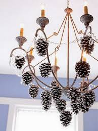 Holiday Decorations 40 Creative Pinecone Crafts For Your Holiday Decorations