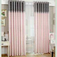 girl bedroom curtains pink polka dot curtains