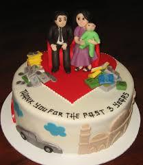 3rd wedding anniversary let them eat cake 3rd wedding anniversary