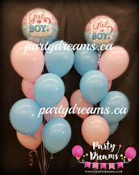 baby shower balloon bouquets un inflated party dreams
