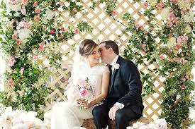 wedding backdrop flower wall 10 flower walls to make your photos pop fiftyflowers the