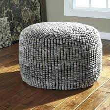 Target Pouf Ottoman Rope Pouf Ottoman Decoration And Makeover Trend Furniture Pouf