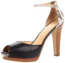 nine west pickmeup peep toe platform heel women women u0027s shoes