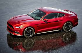 the ford chevrolet muscle car horsepower race continues with the