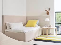 Bedroom Design Bed In Corner Bed In Corner Home Design Ideas