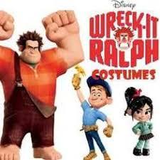 Wreck Ralph Halloween Costumes Wreck Ralph Costumes Halloween Ideas Fun