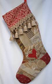 Stocking Designs by 122 Best Victorian Christmas Stockings Images On Pinterest