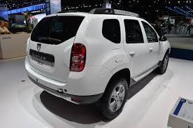 renault cars duster renault anticipates a market growth for the new duster image 2
