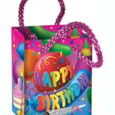 bulk gift bags bulk gift bags party supplies bday mini gift bag balloon 48case