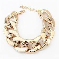 european bracelet chain images 2016 european and american hign quality simple big crude chain jpg