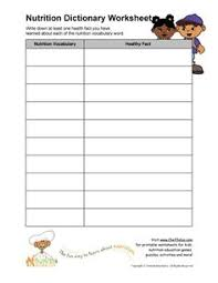 free educational printables for kids click to print nutrition