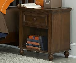 Legacy Changing Table Academy Nightstand Cinnamon Finish 5812 3100 Legacy Classic