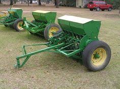 Walk Behind Seed Planter by A Home Built No Till Seed Drill Well Illustrated On The Farmhack