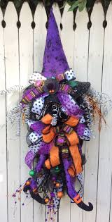 Halloween Wreath Ideas Front Door 1075 Best Wreath Inspirations Images On Pinterest Patriotic