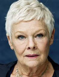 pictures of pixie haircuts for women over 60 short hairstyles over 50 judi dench short pixie haircut trendy