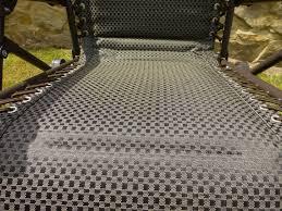 Metal Reclining Garden Chairs Garden Chair Padded Brown Sun Lounger Recliner Chairs