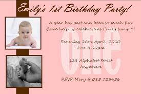 1st birthday invitations for girls eysachsephoto com