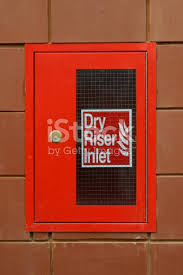 Dry Riser Cabinet Riser Images Spiderpic Royalty Free Stock Photos