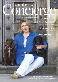 Setting The Table Lady Carnarvon by County Concierge Spring 2015 By County Concierge Ltd Issuu