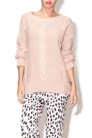 Blush Colored Blouse Margaret O U0027leary Oversized Blush Sweater From Wisconsin By