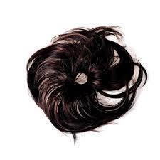 blax hair elastics faux hår ponytail holder med syntetisk hår fl farver